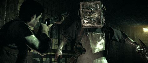 Ps4 Evil Within 1 the evil within gamespot