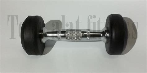 Dumbell Fix Rubber 5kg dumbell fix rubber 2 5kg toko alat fitness