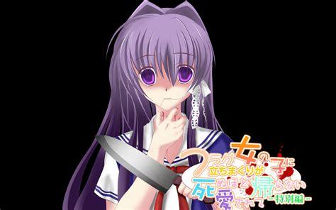 anime wallpaper hd konachan clannad fujibayashi kyou anime yandere