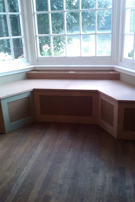 build window bench wood work how to make a bay window bench seat pdf plans