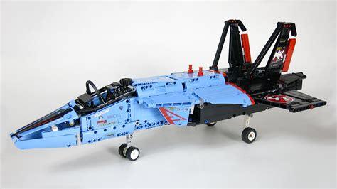 Lego Technic 42066 Air Race Jet lego technic 42066 air race jet demo