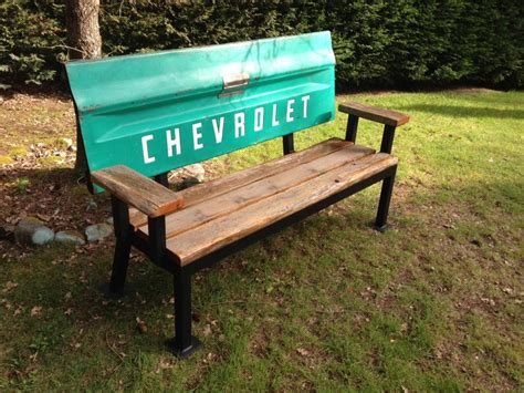 tailgate bench plans custom chevy tailgate bench cobble hill cowichan