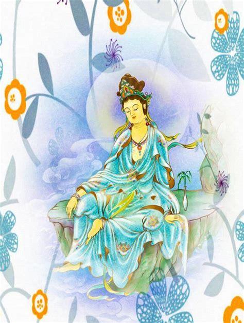 Master Of Many Treasures many treasures kuan yin lanjee buddha guanyin