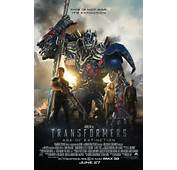 Transformers Age Of Extinction Poster 570x889