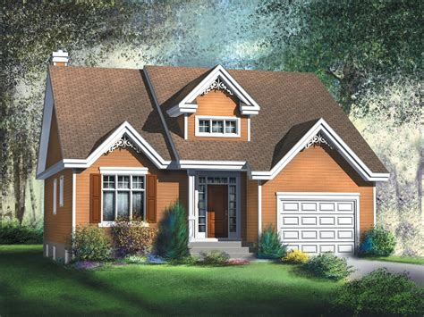 canadian house 80346pm 1st floor master suite cad available