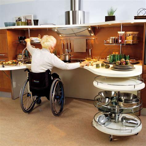 Salle De Bain Personnes Agées 798 by Des Cuisines Am 233 Nag 233 Es Pour Les Personnes Handicap 233 Es