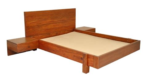 Platform Bed With Nightstands Platform Bed With Nightstands Inside Out St Lucia