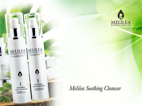 Melilea Herbal Cleanser melilea botanical skin care herbal cleanser i today