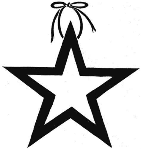 stars drawing outline clipart best