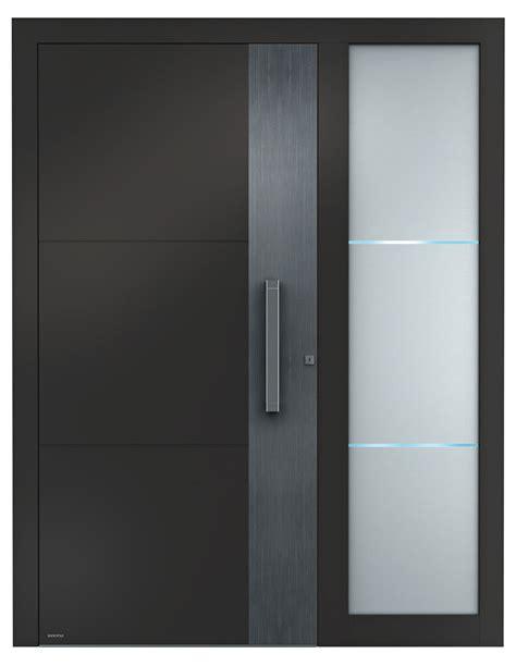 Eingangstüren Mit Seitenteil Modern aluminium haust 252 ren sedor modern mit seitenteil