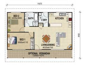 3 bedroom guest house plans flat plans on flat 3d house