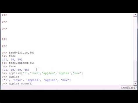 tutorial on python programming python programming tutorial 14 intro to methods all