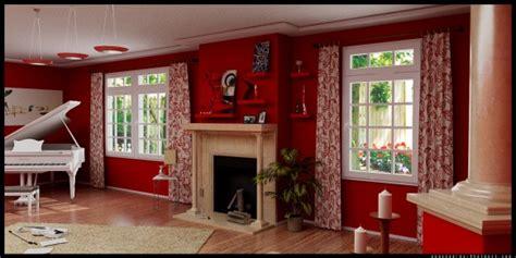 ideas para decorar salon rojo decorar sal 211 n en rojo consejos e ideas hoylowcost