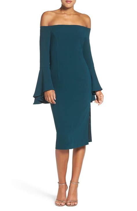 dress for bell sleeve dresses for the kentucky derby and