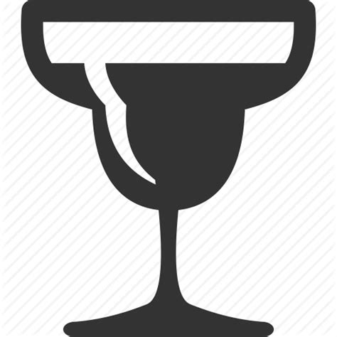 margarita glass svg iconfinder rcons drink by alexei ryazancev