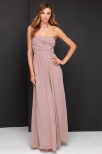 taupe color dress lovely taupe dress strapless dress maxi dress 68 00