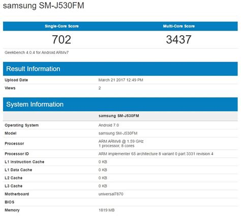 samsung galaxy j5 2017 specs leaked the android soul