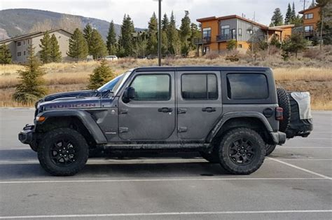 New 2018 Jeep Wrangler Unlimited by Totally Undisguised 2018 Jeep Wrangler Unlimited