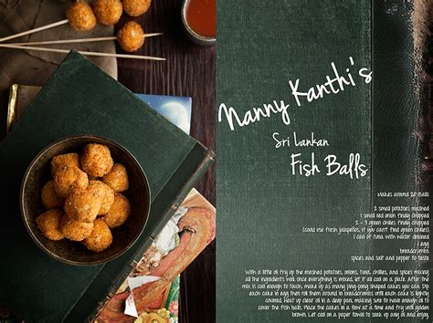 Would You Eat Fish Balls by Nanny Kanthi S Sri Lankan Fish Recipe We Eat Together
