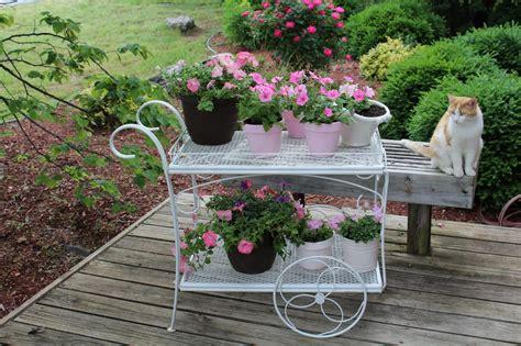 outdoor dekorieren ideen fã r s home shabby chic garden
