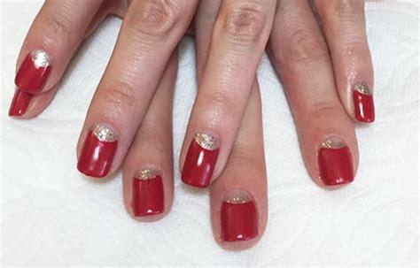 imagenes de uñas rojas y negras dise 241 os de u 241 as de gel u 241 asdecoradas club