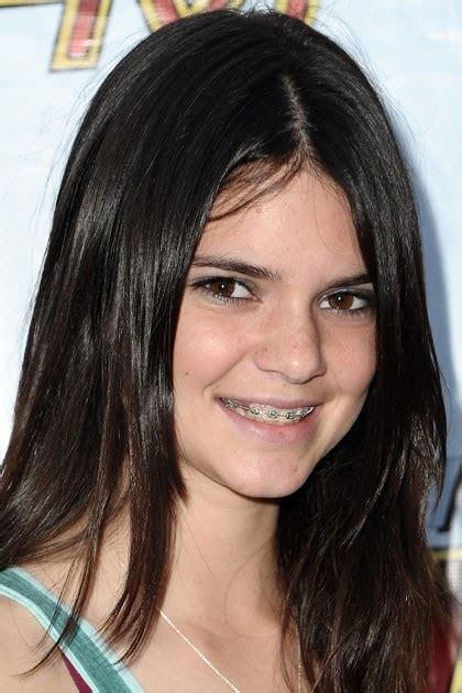 the beauty evolution of kendall jenner from glamour