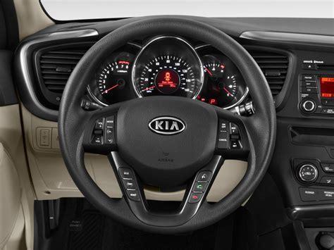 2011 Kia Optima Sx Tire Size Image 2011 Kia Optima 4 Door Sedan 2 4l Auto Lx Steering