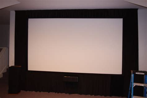 custom maine home theater design and install