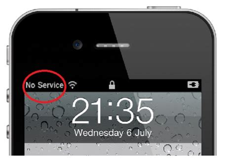 how to fix no service on iphone the easy way technobezz