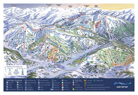 maps c trail maps