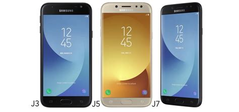 Samsung J5 Series samsung officially announces the galaxy j7 j5 and j3 series phones android community