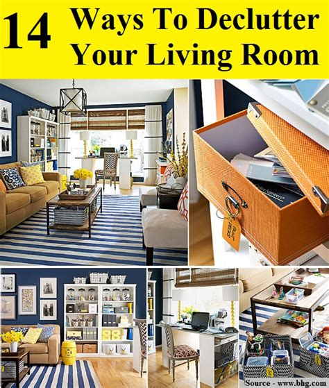 declutter living room 14 ways to declutter your living room home and tips