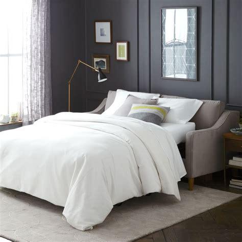 west elm sleeper sofa reviews paidge sleeper sofa west elm farmersagentartruiz com