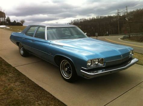 1973 Buick Lesabre Custom Find Used 1973 Buick Lesabre Low Big Block 455 In