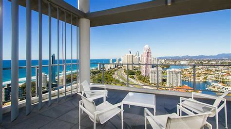 at the top in gold coast penthouses