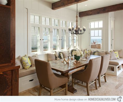 Beachy Dining Rooms by 15 Themed Dining Room Ideas House Decorators