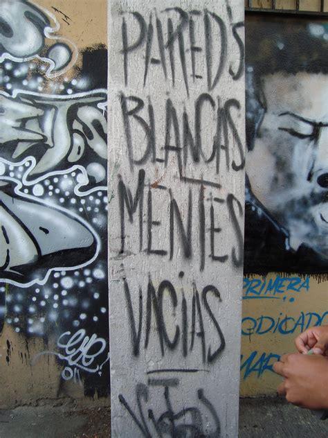 el poder de las imagenes poetica del graffiti