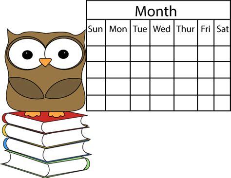Calendar Clip Clip Free Calendar Clipartsgram