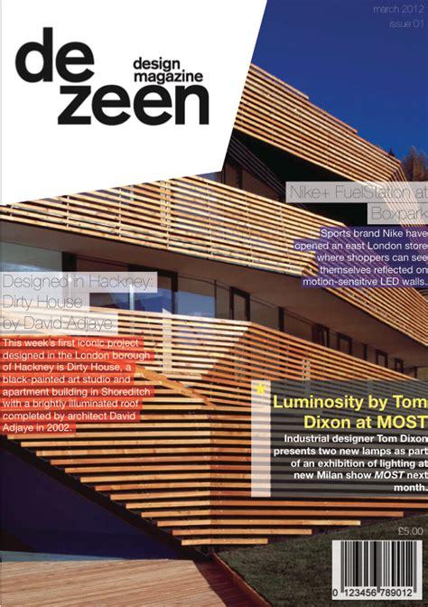 design architecture journal magazine covers by sam fenton at coroflot com