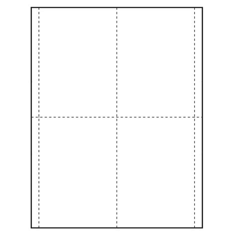 3 5 8 Quot X 5 1 2 Quot Vertical Paper Name Tag Insert Blank Pack Of 500 Inserts 2 25 X 3 5 Name Badge Template