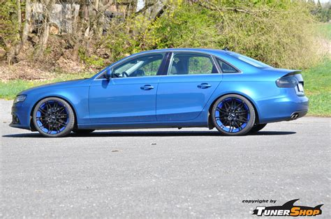 Audi A4 Tuning Shop by Audi A4 Mit Oxigin 14 Oxrock Tunershop Tuning
