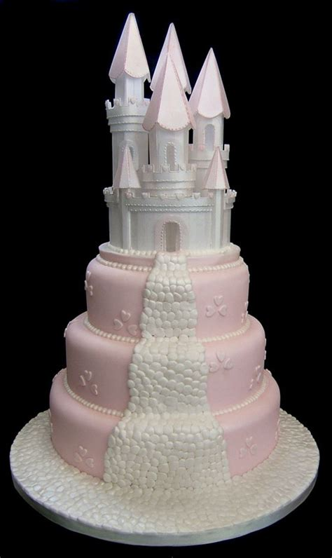 Castle Wedding Cake by Castle Wedding Cakes Castle Wedding Cakes For Tale
