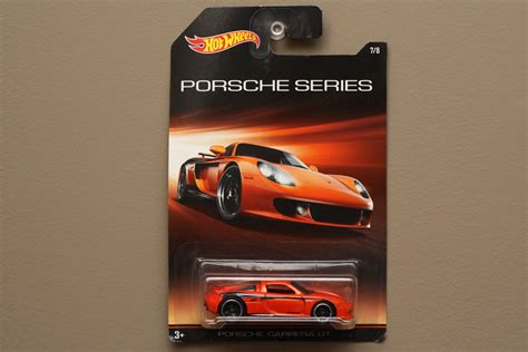 Hotwheels Porsche Gt Black wheels 2015 porsche series porsche gt orange