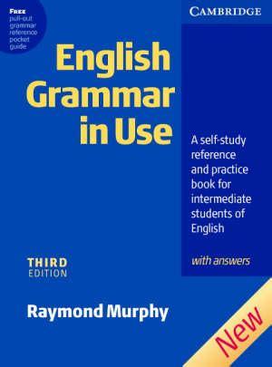 libro english grammar in use english grammar in use murphy r cambridge university press libro hoepli it
