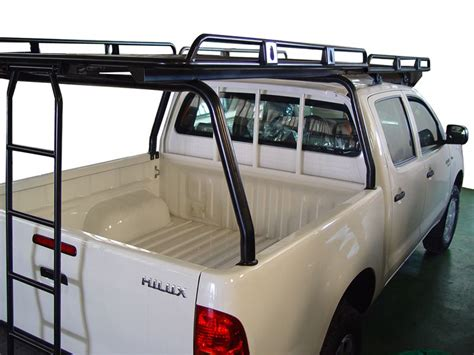 Roof Rack Bed by Afn Roof Rack For Bed Section With Ladder For Hilux 4x4
