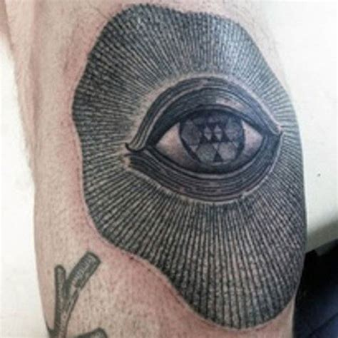 eyeball tattoo on elbow 30 elbow tattoos for men men s tattoo ideas best cool