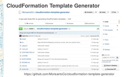 cloudformation template generator arc401 cloud new architecture for new infrastructure