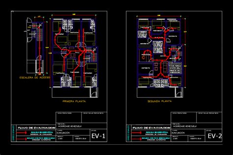 House Design Book Download Safety Plan Dwg Book Batiment Architecture