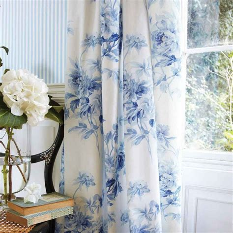 white and blue curtains for bedroom 17 best images about blue white decor on pinterest foo