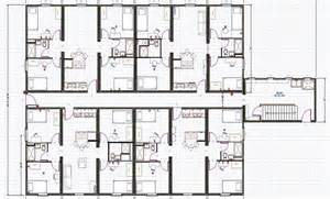 4 Plex Apartment Plans Examples Of Popular Duplex Plans But Feel Freeto Design
